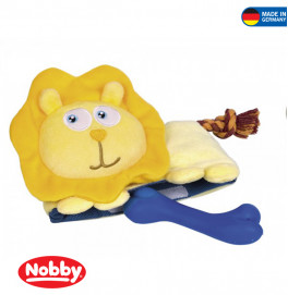 """""""3 in 1"""" plush lion 23cm"""