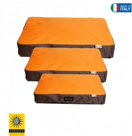 CUSCINO JAVA SFOD ORANGE/BROWN