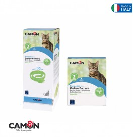 BARRIER COLLAR FOR CATS