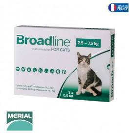 BROADLINE KITTEN X3 SYRING