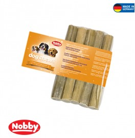 CHEWING ROLLS PRESSED  5 PCS; 13 CM; 15 MM; 25 G