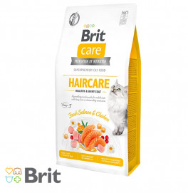 Brit Care Cat Grain-Free Haircare Healthy And Shiny Coat 2KG