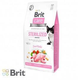 Brit Care Cat Grain-Free Sterilized Sensitive 2KG