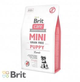 Brit Care Mini Grain Free Puppy Lamb 2KG