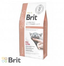 Brit GF Veterinary Diet Cat Renal 2KG