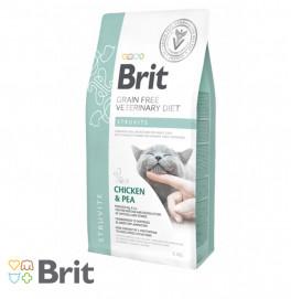 Brit GF Veterinary Diet Cat Struvite 2KG