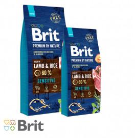 Brit Premium By Nature Sensitive Lamb 8KG/15KG