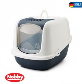 CAT TOILET NESTOR JUMBO BLUE 66.5 * 48.5 * 46.5 CM