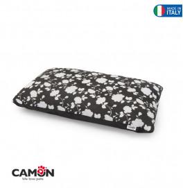 Zippered Cushion Black |50x80CM
