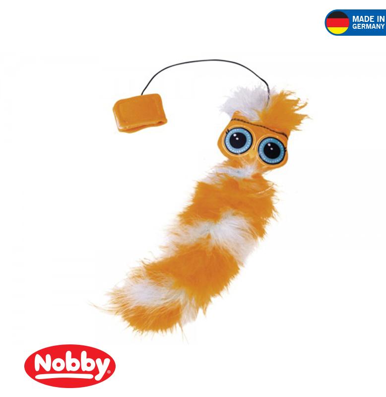 "Cat Toy ""Tailcat"" with catnip 40cm"
