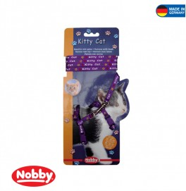 Set Kitty Cat Purple