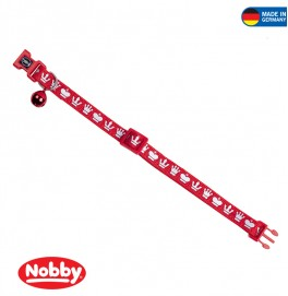 Cat collar Royale Red