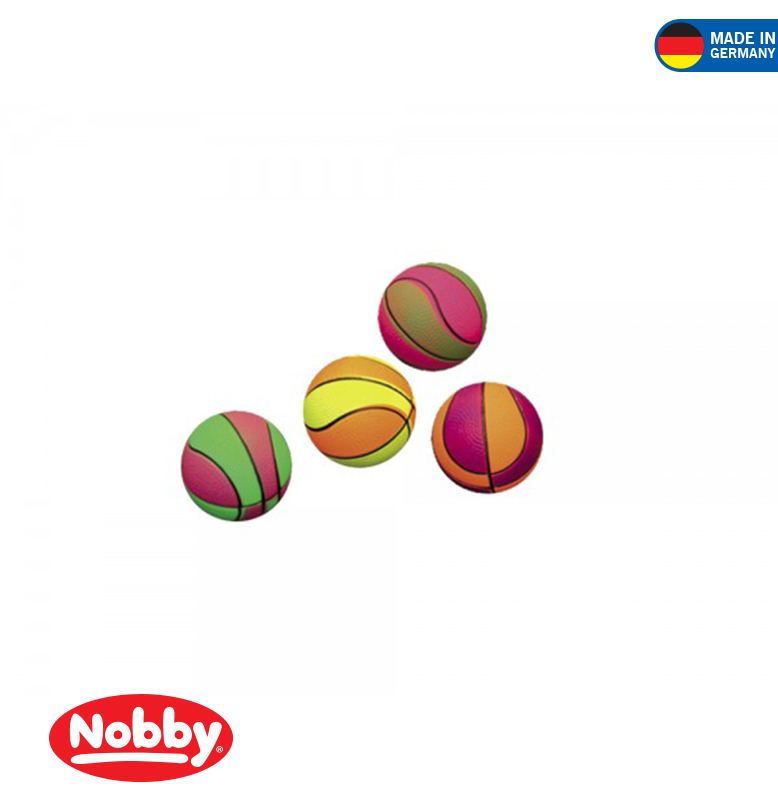 Foam rubber Basketballs 6.3cm