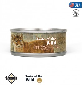 Taste Of The Wild Canyon River Feline Formula With Trout And Salmon in Gravy 85G/155G