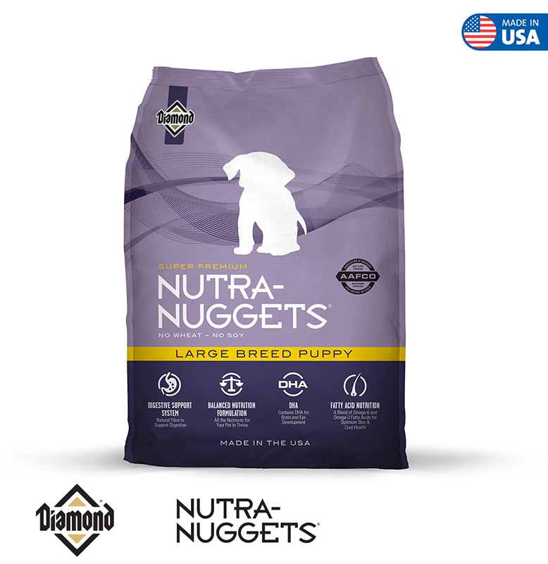 Nutra Nuggets- Super Premium Large Breed Puppy 15KG