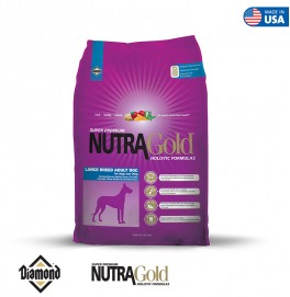 Nutra Gold Holistic Formula-Large Breed Adult 15KG