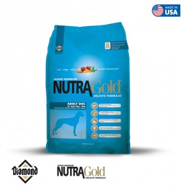 Nutra Gold Holistic Formula-Adult Dog 15KG