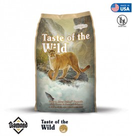 Taste Of The Wild Canyon River Feline Formula With Trout And Smoked Salmon 2KG (32/16)