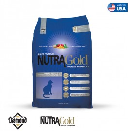 Nutra Gold Holistic Cat Formula-Indoor Senior Cat 3KG