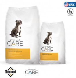 Diamond Care Sensitive Stomach Formula For Adult Dogs 3.63KG/11.34KG