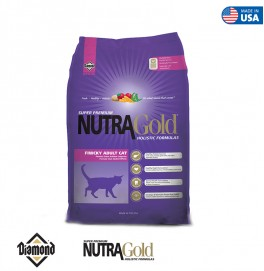 Nutra Gold Holistic Cat Formula-Finicky Adult Cat 1KG/3KG