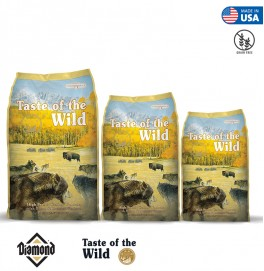 Taste Of The Wild High Prairie Canine Formula With Roasted Bison And Roasted Venison 2KG/6KG/13KG (32/18)