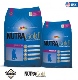 Nutra Gold Holistic Cat Formula-Indoor Kitten 1KG/3KG
