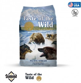 Taste Of The Wild Pacific Stream Canine Formula With Smoked Salmon 2KG/13KG (25/15)
