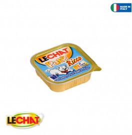 LeChat Paté Tuna, Ocean Fish & Rice 100g