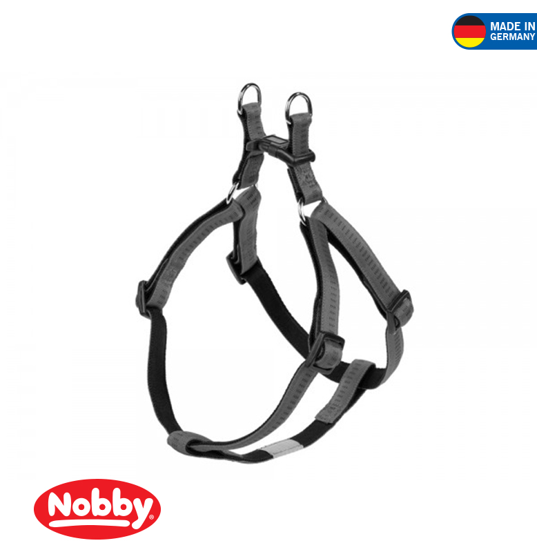 HARNESS SOFT GRIP CHEST 30-40CM