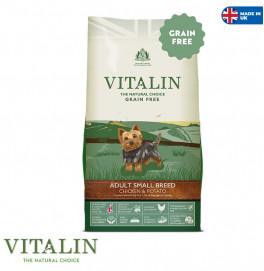 Vitalin Small Breed Adult Chicken 2KG