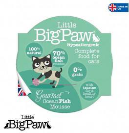Big Paw Ocean Fish 85gr
