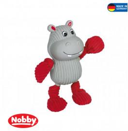 Latex Fabric hippo 22cm