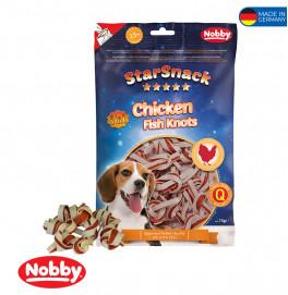 StarSnack Chicken Fish Knots 70gr