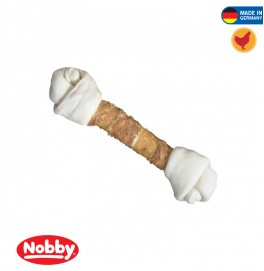 StarSnack Barbecue Chicken Knotted Bone  XL app 395cmx55mm 1pcs app 435g