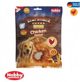 StarSnack Barbecue Chicken Donut  app 100cm 2pcs app 220g