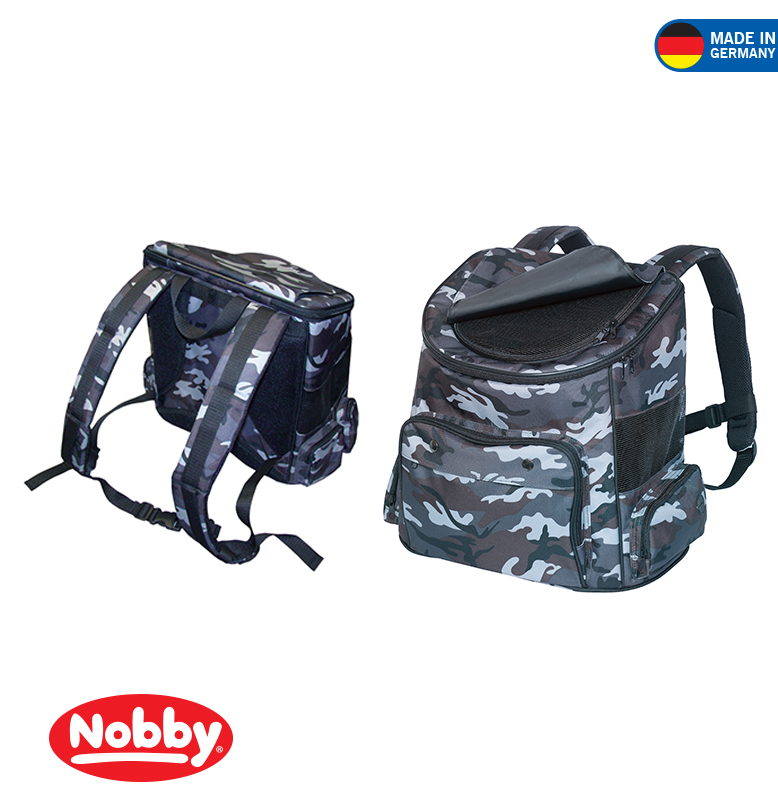 Backpack RUMEN camouflage 40 x 25 x 36 cm