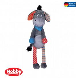 Plush donkey 56 cm