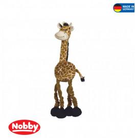 Plush giraffe elastic 72 cm