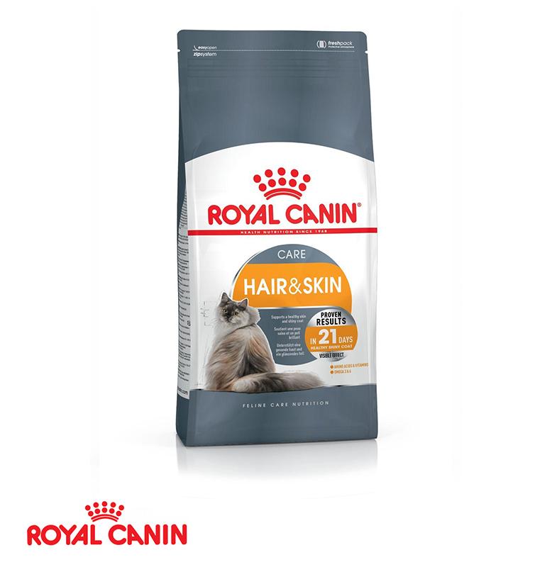 Royal Canin Hair And Skin 2KG