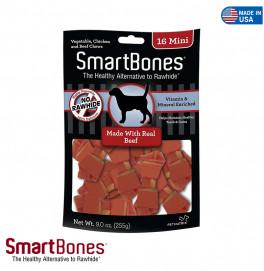 SMART BONES BEEF MINI 16 PIECES