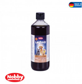 Salmon oil 500 ml
