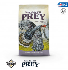 TASTE OF THE WILD PREY TURKEY CAT 2.72KG
