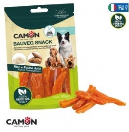 SWEET POTATO STRIPS 100GR