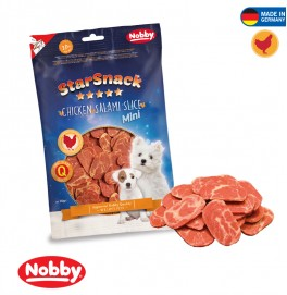 STARSNACK MINI Chicken Salami Slice 70 g