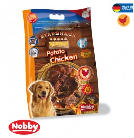 BARBECUE SWEET POTATO WITH CHICKEN 140G