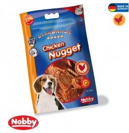 STAR SNACK CHICKEN TREATS NUGGETS 113GR