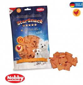 STARSNACK MINI CHICKEN HEART 70G