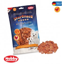 STARSNACK MINI CHICKEN CARROT 70G