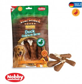 STARSNACK BARBECUE DUCK CALCIUM BONE  113 G
